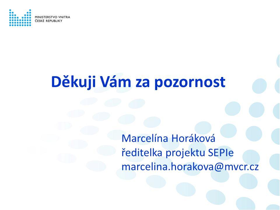 Budoucnost  Rozšíření aktivního používání informačního systému na všechny účetní jednotky resortu MV 13 krajských správ HZS všechny státní příspěvkové organizace