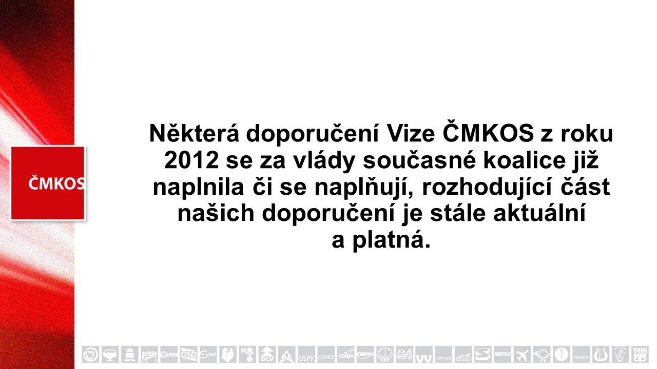 VI. Změna profilu české ekonomiky je naprostou nezbytností