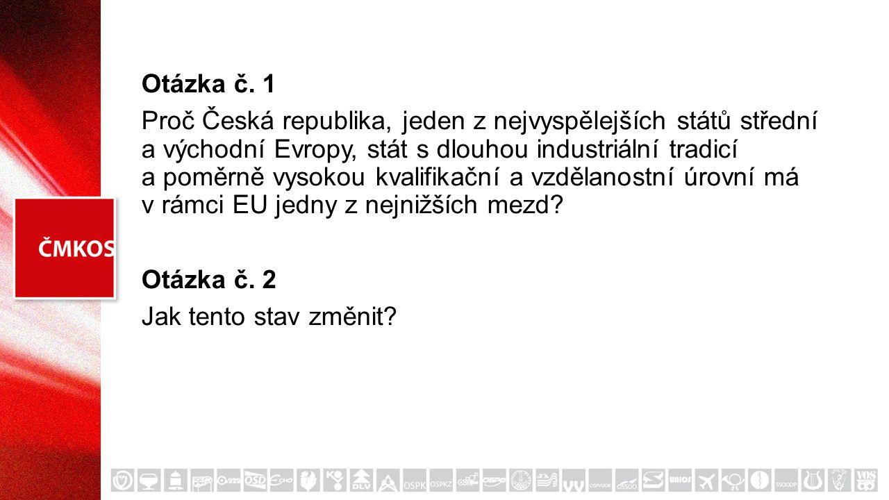  Sbližování produktivity práce u vybraných států SVE po vstupu do EU v letech 2005–2013 (produktivita práce na odpracovanou hodinu v PPS, %) 2005200720102013 ČR/EU 2867,366,957,362,8 ČR/Euro (18)60,059,052,355,8 ČR/Německo52,851,244,849,4 ČR/Rakousko59,858,851,056,5 Slovensko/ČR96,793,6102,197,4 Polsko/ČR74,870,291,491,8 Maďarsko/ČR85,181,8102,4102,3 Slovinsko/ČR122,6124,0135,9131,6 Pramen: Eurostat, vlastní propočty