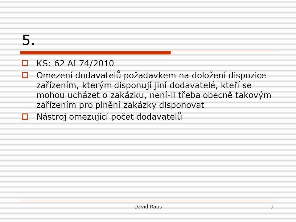 David Raus20 2.