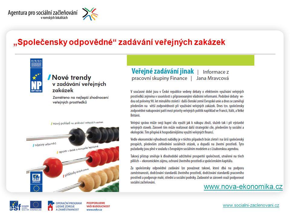 www.socialni-zaclenovani.cz Co konkrétně změnit.