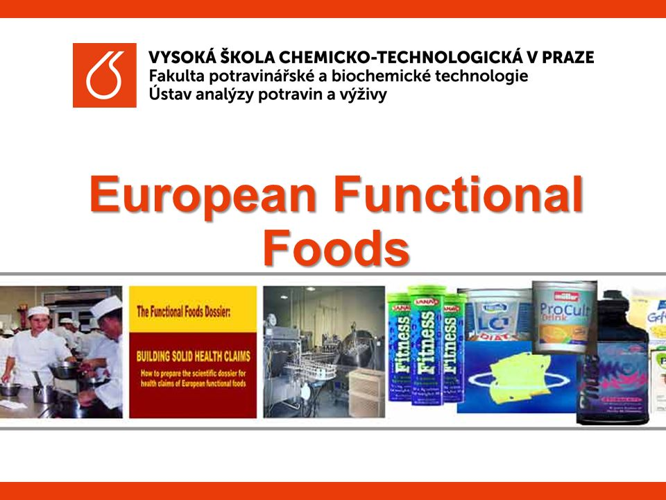 European Functional Foods