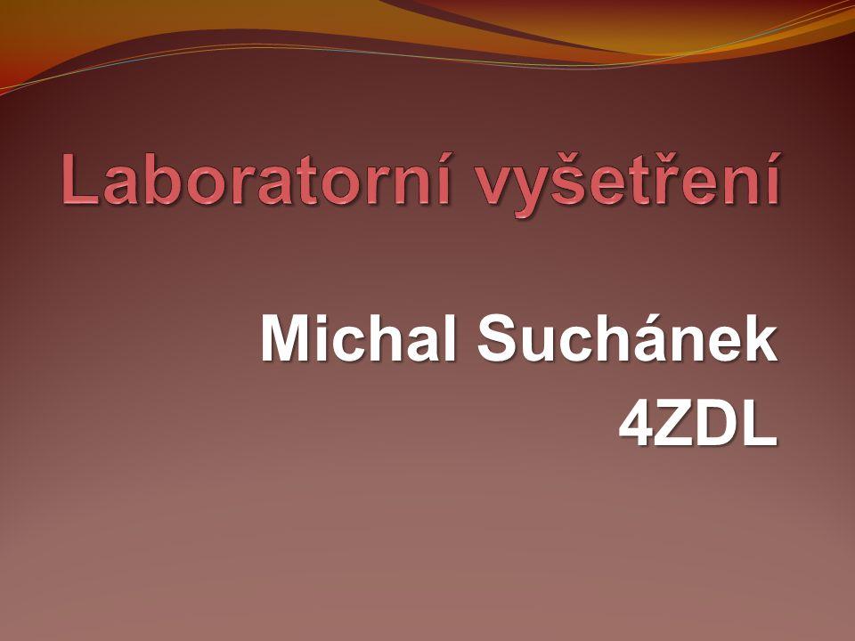 Michal Suchánek 4ZDL