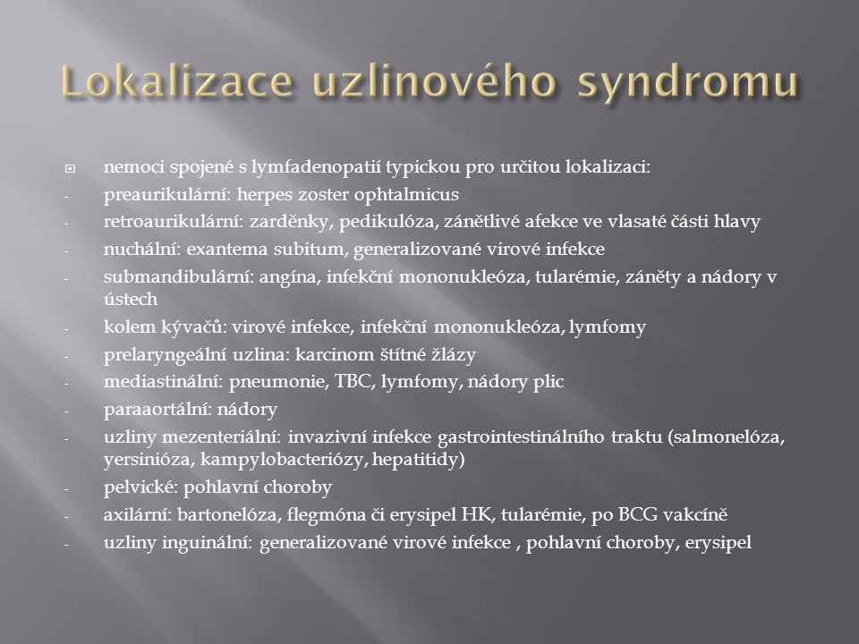  původce: Chlamydia trachomatis  klinický obraz: - 1.