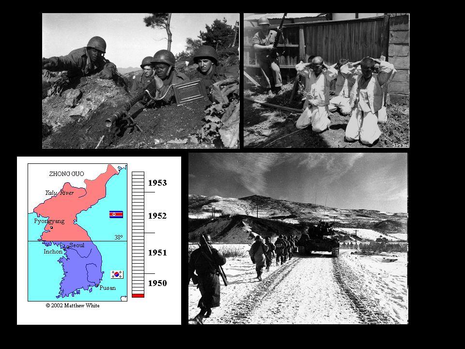 protiútok postup vojsk OSN k hranicím Číny McArthur