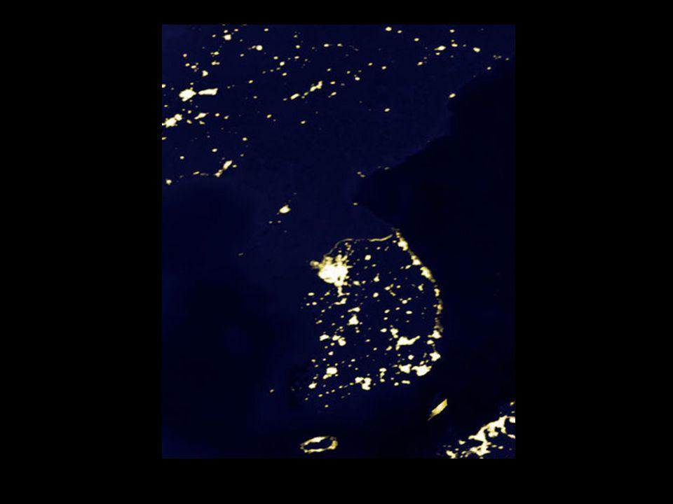 Jižní KoreaSeverní Korea počet obyvatel48,379,39223,479,088 průměrný věk36.732.7 PP0.269%0.732% naděje na dožití78.6472.2 úhrnná plodnost1.22 výdaje na vzdělání4.6% of GDP- HDP$1.278 trillion$40 billion HDP/os$26,000$1,800 HDI25.75.