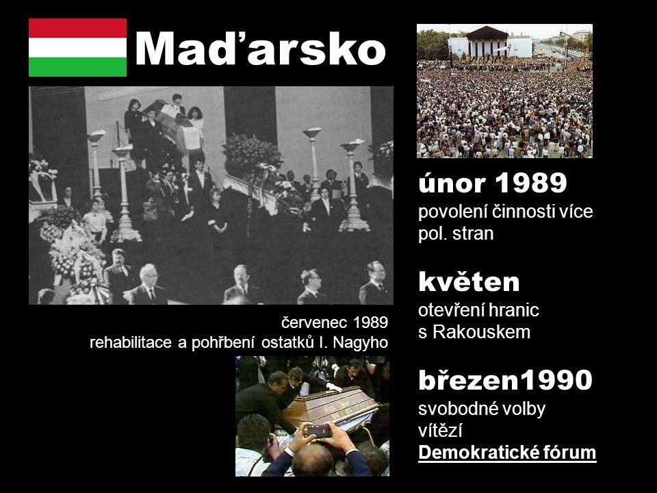 POLSKO 1980 krátké období liberalizace nezávislé odborové hnulí SOLIDARITA Lech Walęsa