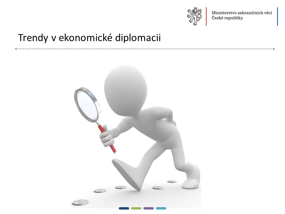 Trendy v ekonomické diplomacii