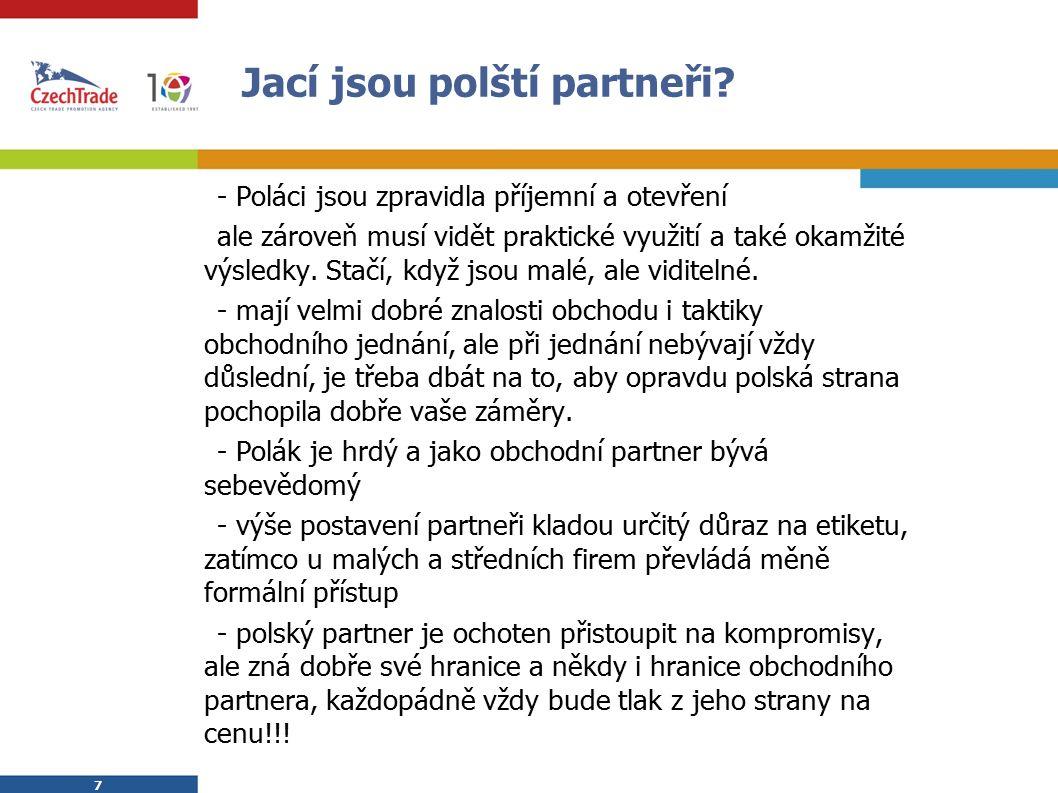 7 7 Jací jsou polští partneři.