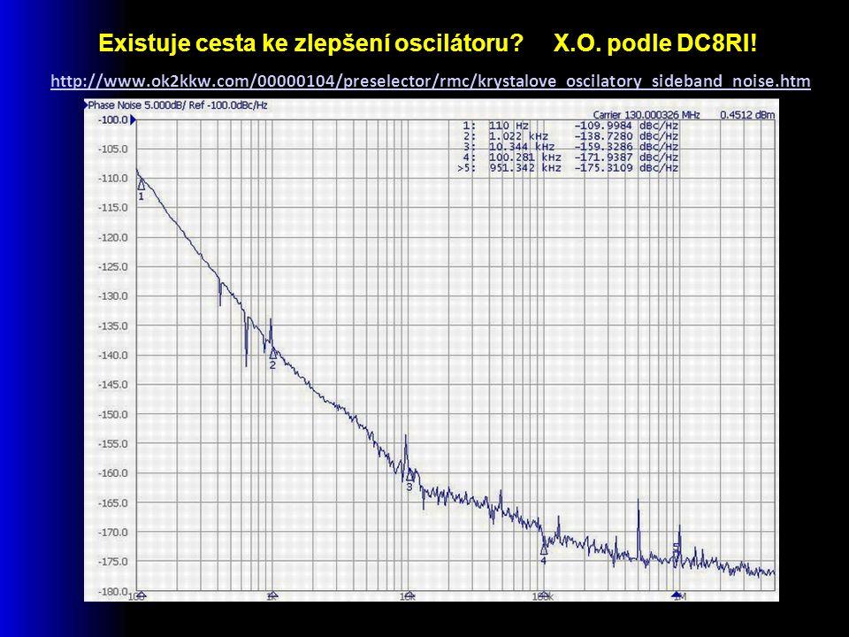 http://www.ok2kkw.com/00000104/preselector/rmc/krystalove_oscilatory_sideband_noise.htm Existuje cesta ke zlepšení oscilátoru.