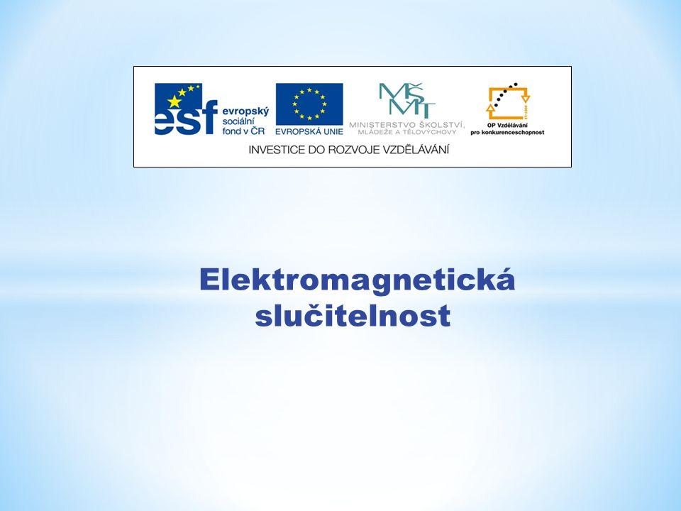 Elektromagnetická slučitelnost