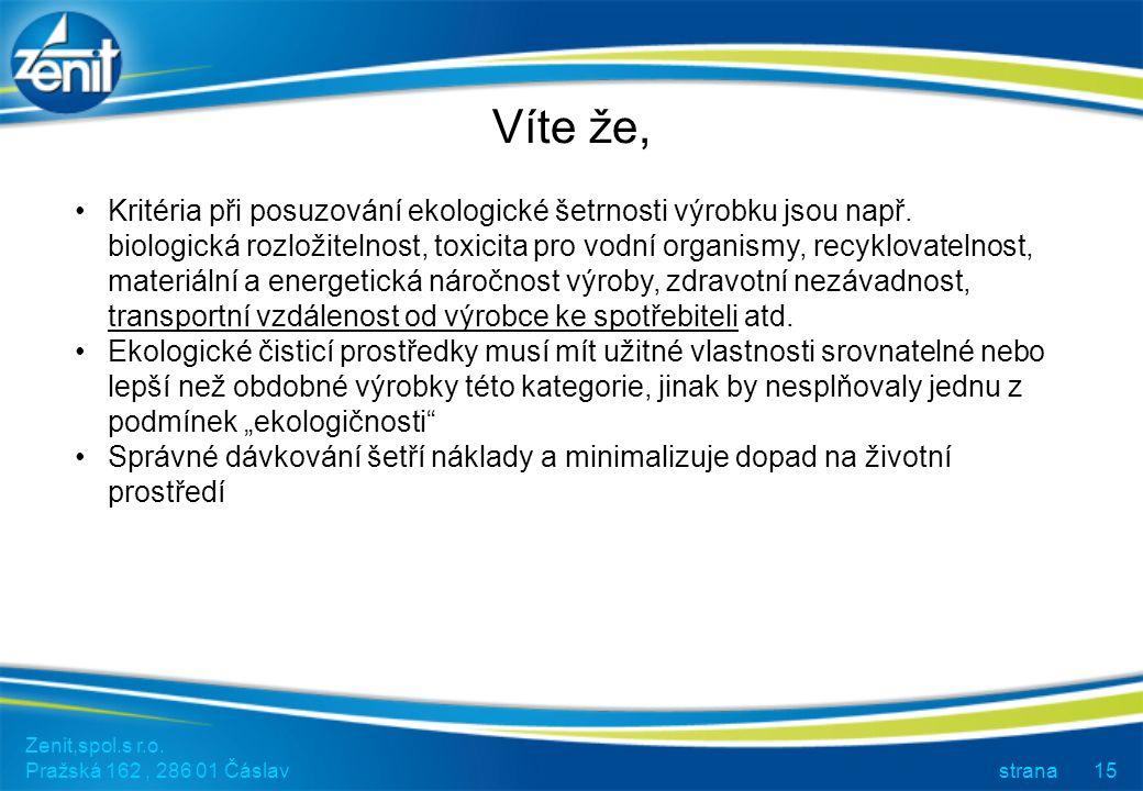 Zenit,spol.s r.o.