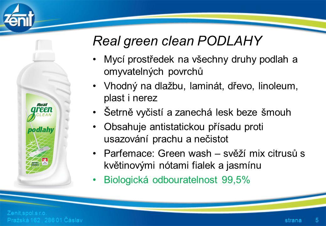 Zenit,spol.s r.o. Pražská 162, 286 01 Čáslav strana16