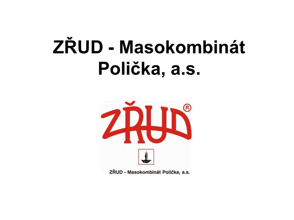 ZŘUD - Masokombinát Polička, a.s.