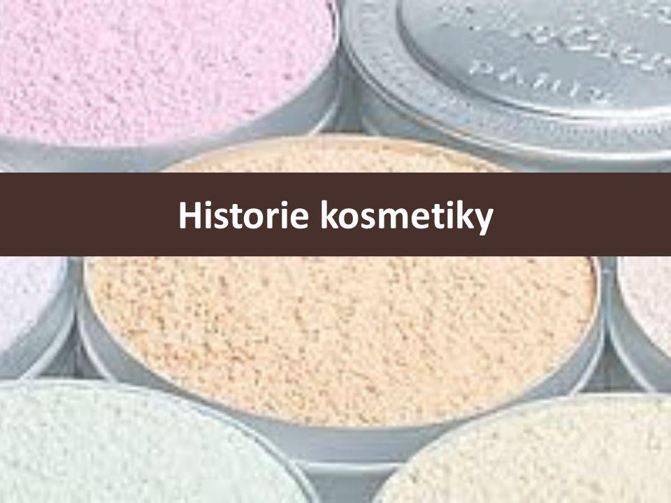 perleťové pigmenty použití v DK BiOCl – oxichlorid Bi – bílá perleť – neutrální prostředí barevná perleť – často speciálně upravená slída ve směsi s oxidy (např.