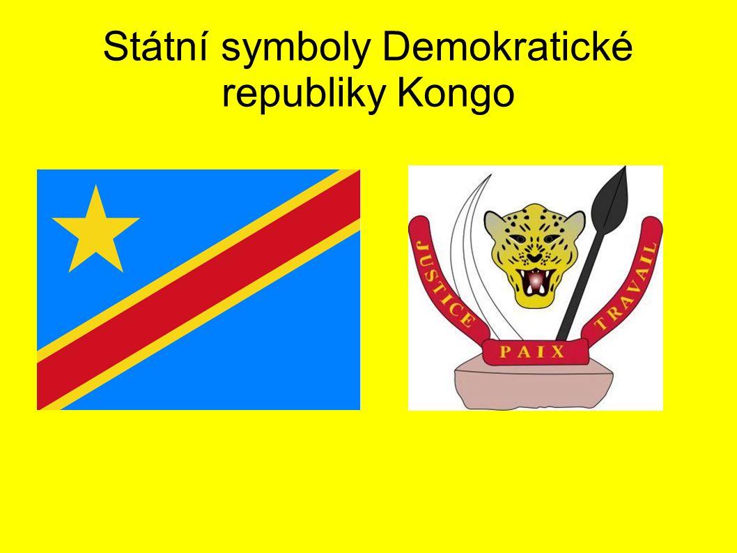 Státní symboly Demokratické republiky Kongo