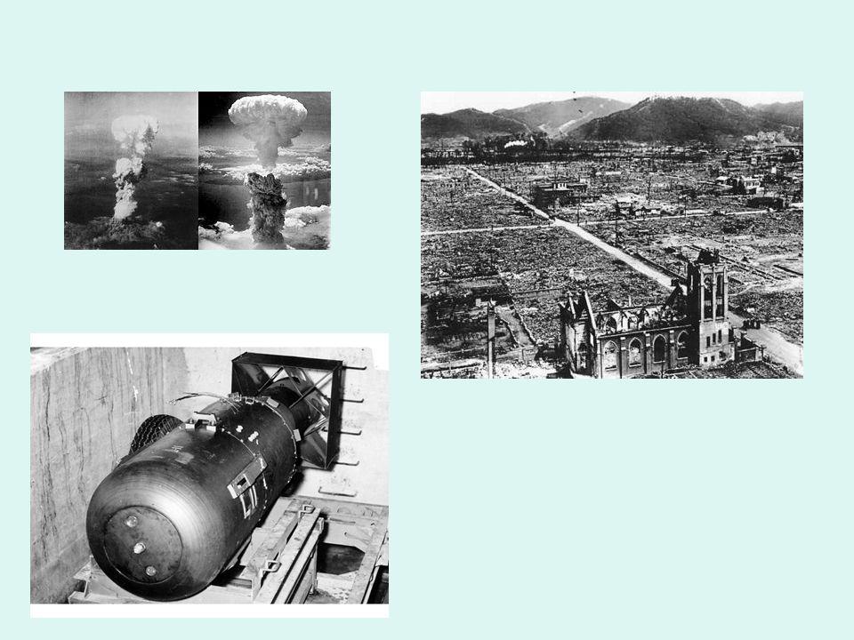 Rusko Počet jaderných hlavic: 20 000 Populace: 146 milionů obyvatel Armádní rozpočet: 65 miliard dolarů Podpis Smlouvy o nešíření jaderných zbraní: 1970 Francie Počet jaderných hlavic: 350 Populace: 59,3 milionu obyvatel Armádní rozpočet: 29,5 miliard dolarů Podpis Smlouvy o nešíření jaderných zbraní: 1992