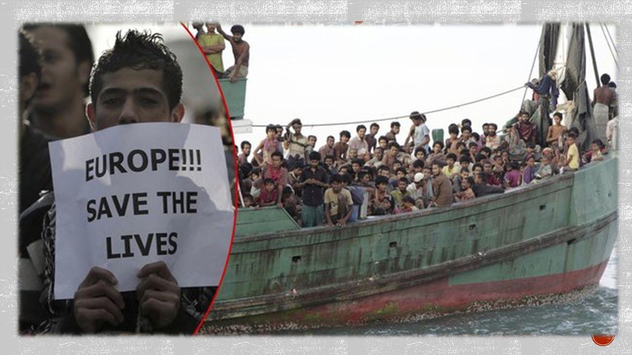MIGRAČNÍ VLNY 1959 – z Tibetu do Indie z důvodu obsazení Tibetu Čínou 1968 – intervence sovětských vojsk v ČSSR → obyvatelé prchají 1979 – z Afghánistánu do Pákistánu před Sověty 1992 – z Bosny a Hercegoviny do Rakouska, Německa a Turecka 2003 – válka v Iráku → uprchlo přes 2 miliony Iráčanů 2014 – z Palestiny, Afghánistánu a Sýrie −válka na východní Ukrajině → uprchlo přes 1 milion Ukrajinců 2015/2016 – ze severní Afriky, Sýrie, Afghánistánu, Iráku, Somálska, Pákistánu do západní a severní Evropy (Německo, Švédsko, Francie, Velká Británie) → před Islámským státem (teroristická organizace)