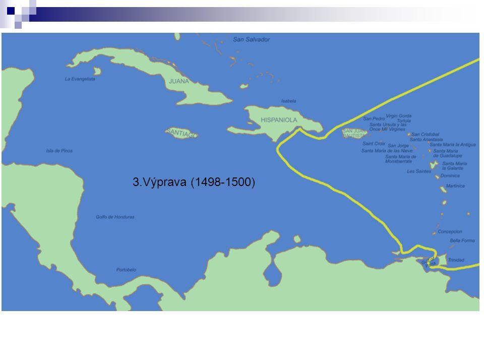 3.Výprava (1498-1500)