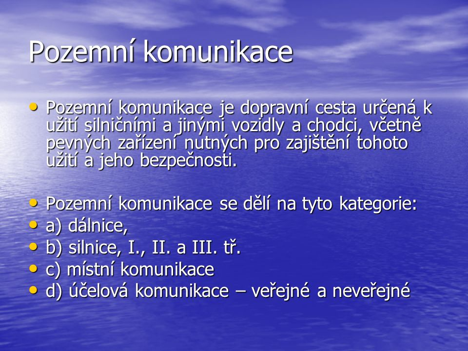Součásti a příslušenství Součásti § 12 Součásti § 12 Příslušenství § 13 Příslušenství § 13