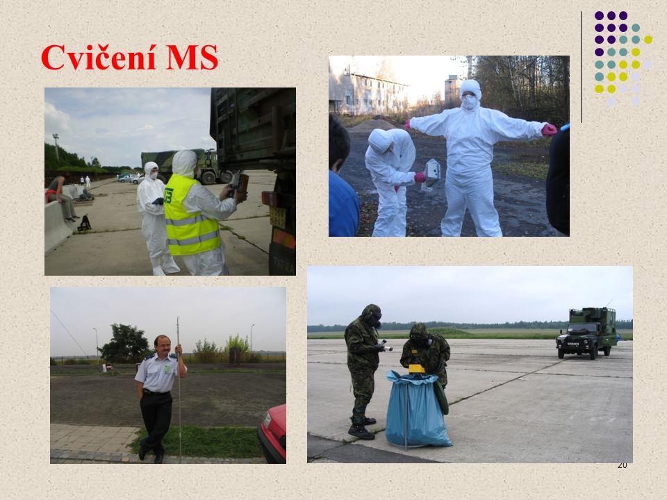 20 Cvičení MS