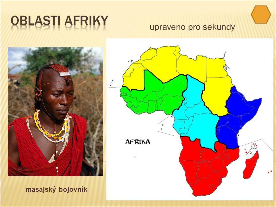 upraveno pro sekundy masajský bojovník