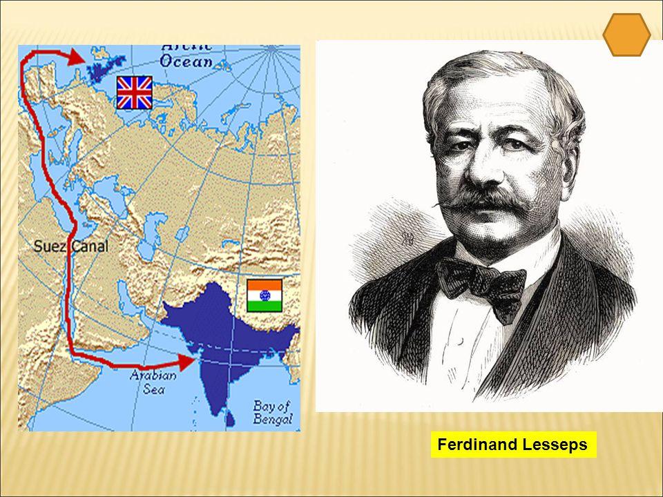 Ferdinand Lesseps