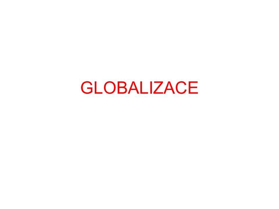 GLOBALIZACE