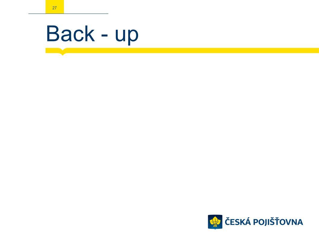 Back - up 27