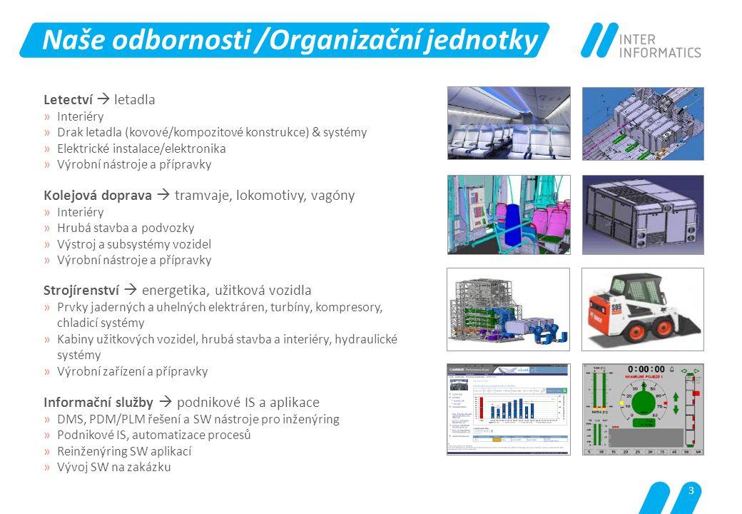 14 Zákazník: ŠKODA TRANSPORTATION a.s.