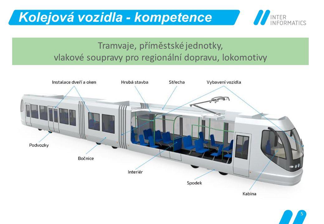 16 Zákazník: ŠKODA TRANSPORTATION a.s.