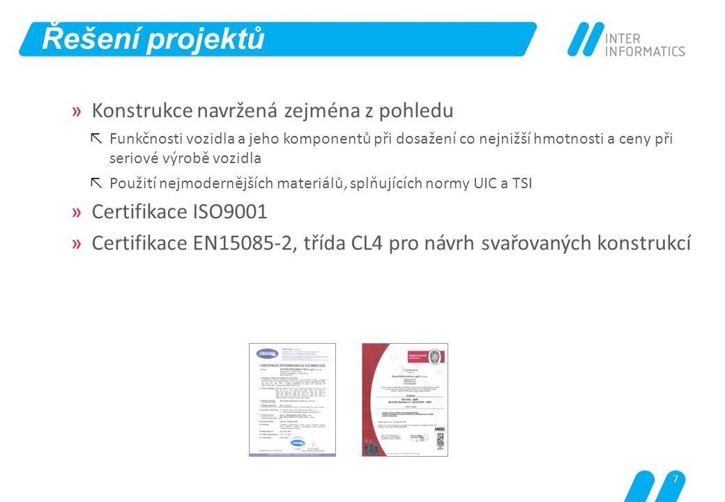 18 Elektrická jednotka 471 a další Zákazník: ŠKODA TRANSPORTATION a.s.