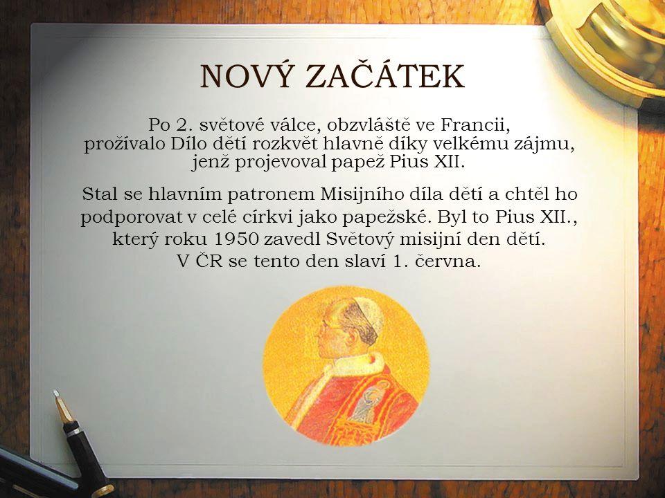 NOVÝ ZAČÁTEK Po 2.
