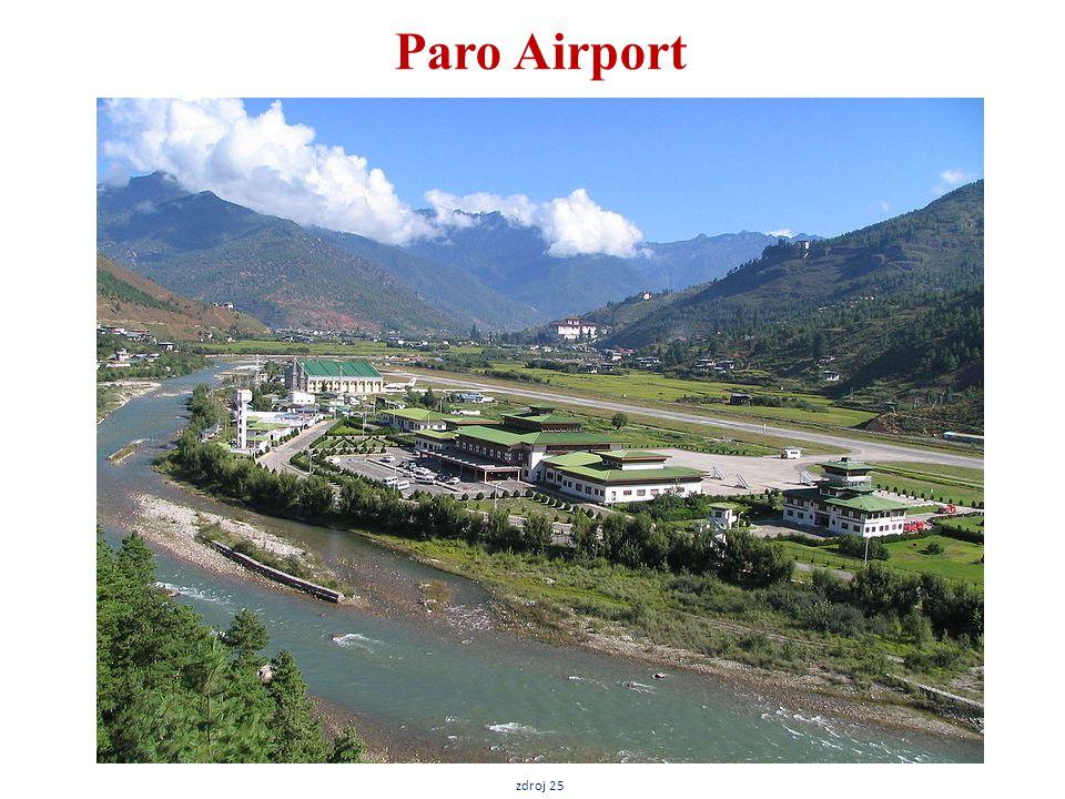 Paro Airport zdroj 25