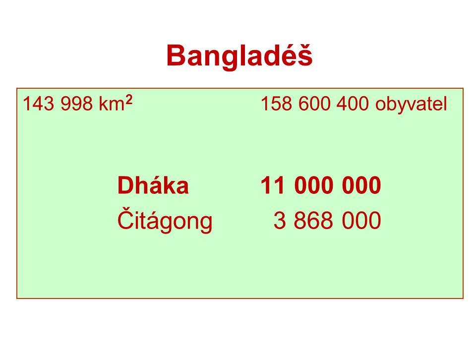 Silniční doprava všechny regiony mají spojení po silnicích cesty měří celkem 239 226 km – z toho zpevněných 22 726 km otevřením víceúčelového mostu přes řeku Jamunu byla spojena východní a západní část země – most byl otevřen v roce 1998 – podstatné zjednodušení železničního a silničního spojení