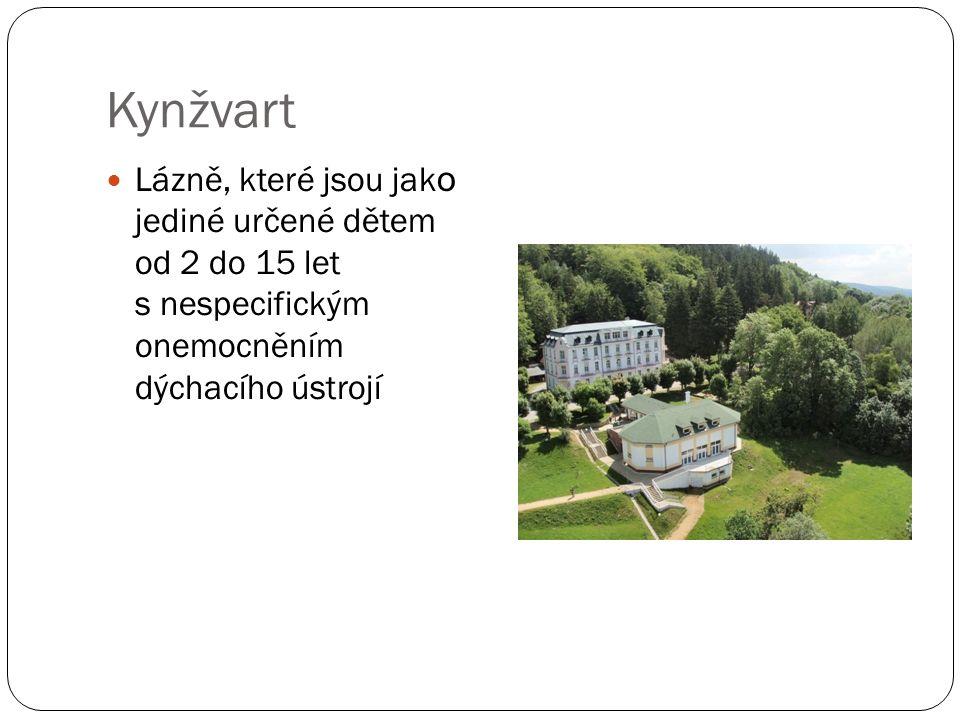 Poděbrady Jsou nejmladší české lázně Hlavním léčebným zdrojem lázní při léčbě chorob srdce a cév zůstává i dnes minerální voda Poděbradka