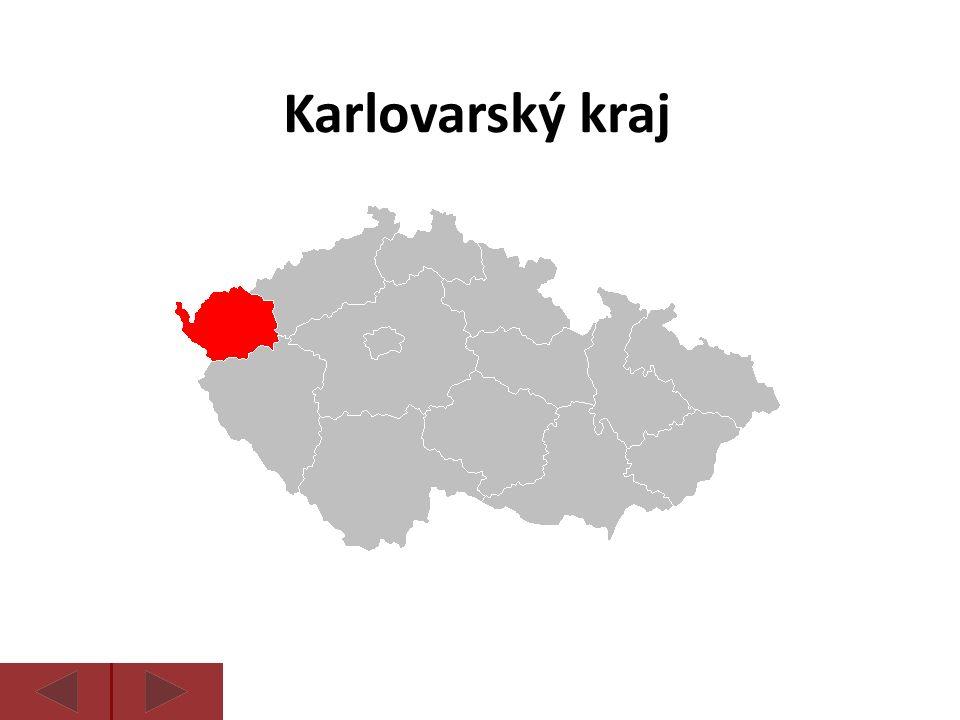 Základní údaje Karlovarský kraj je proslulý svým lázeňstvím.