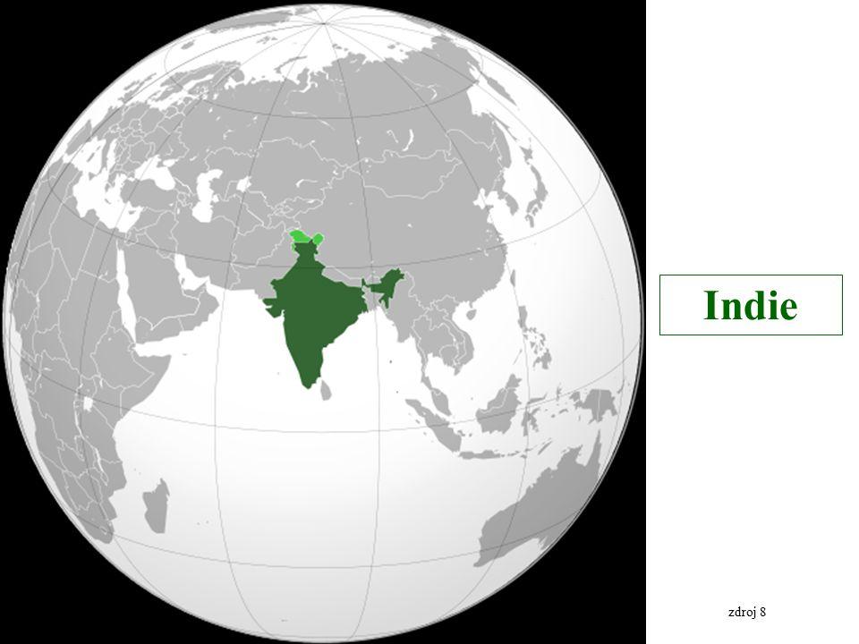 Indie zdroj 8