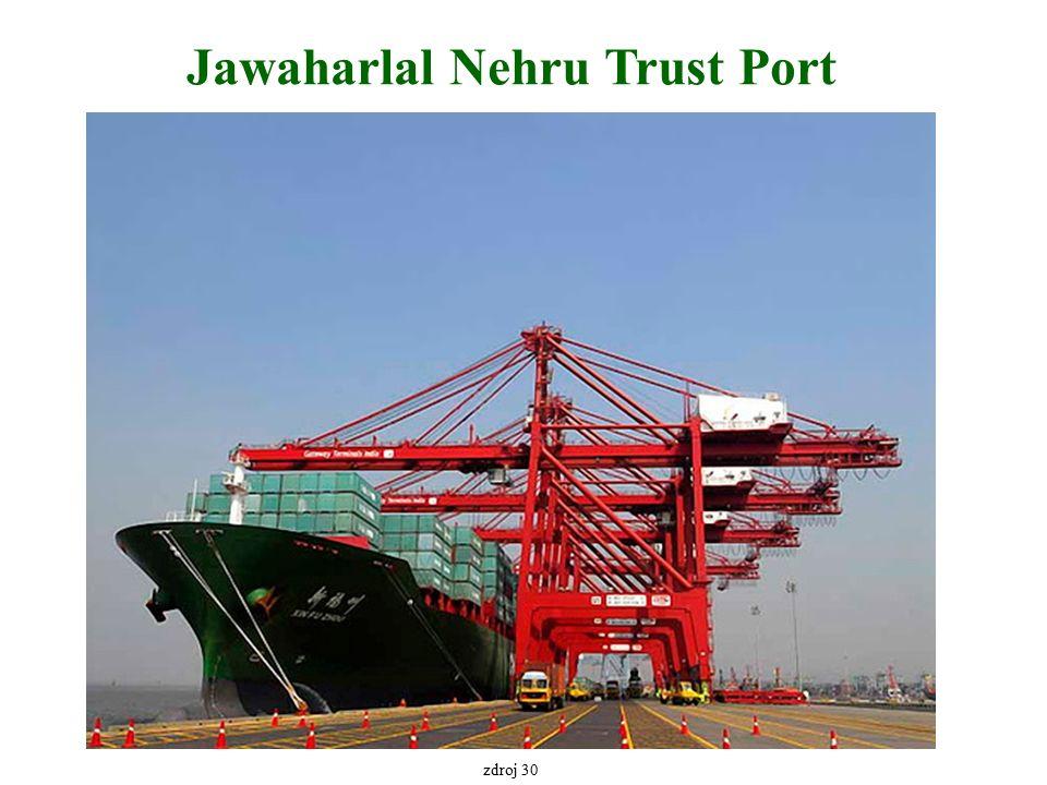 Jawaharlal Nehru Trust Port zdroj 30