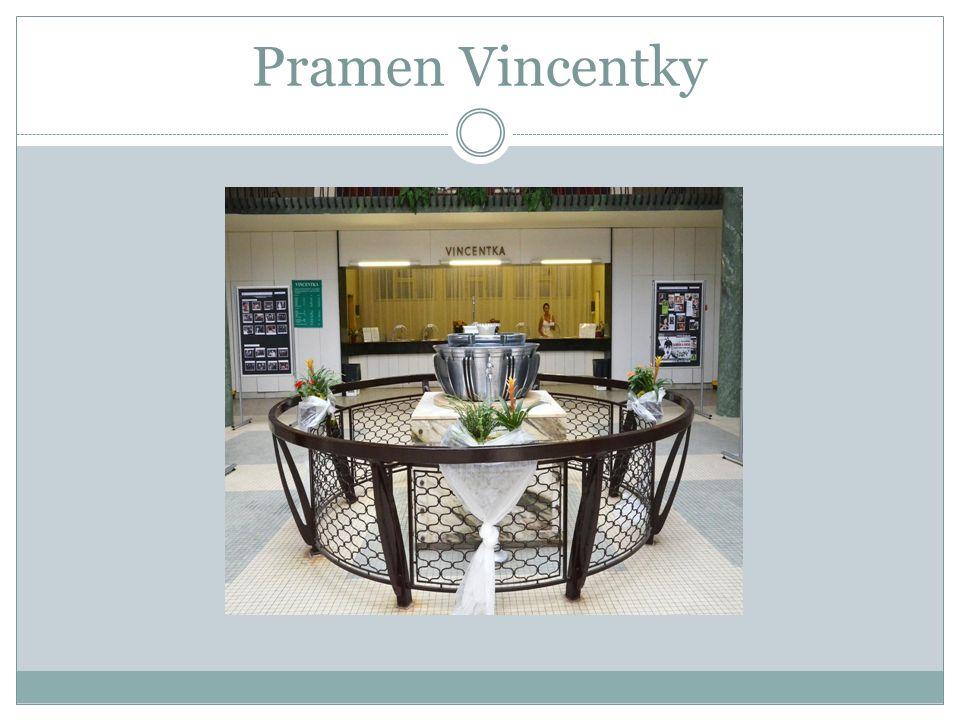 Pramen Vincentky
