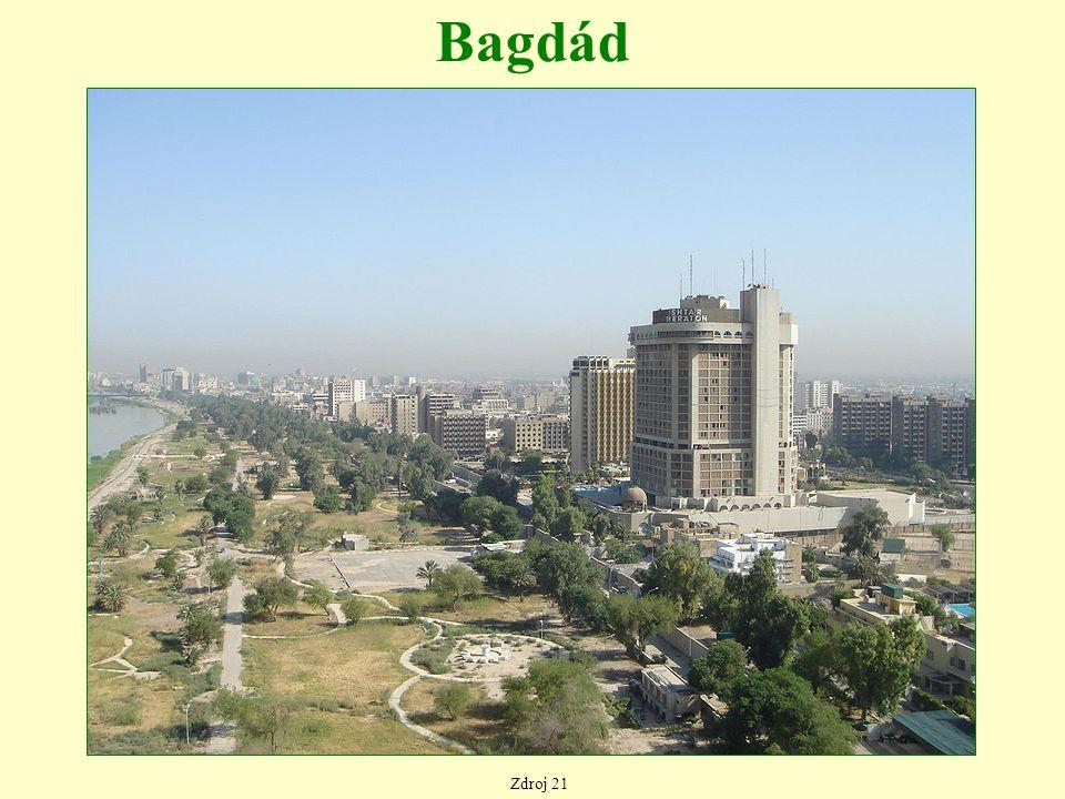 Bagdád Zdroj 21