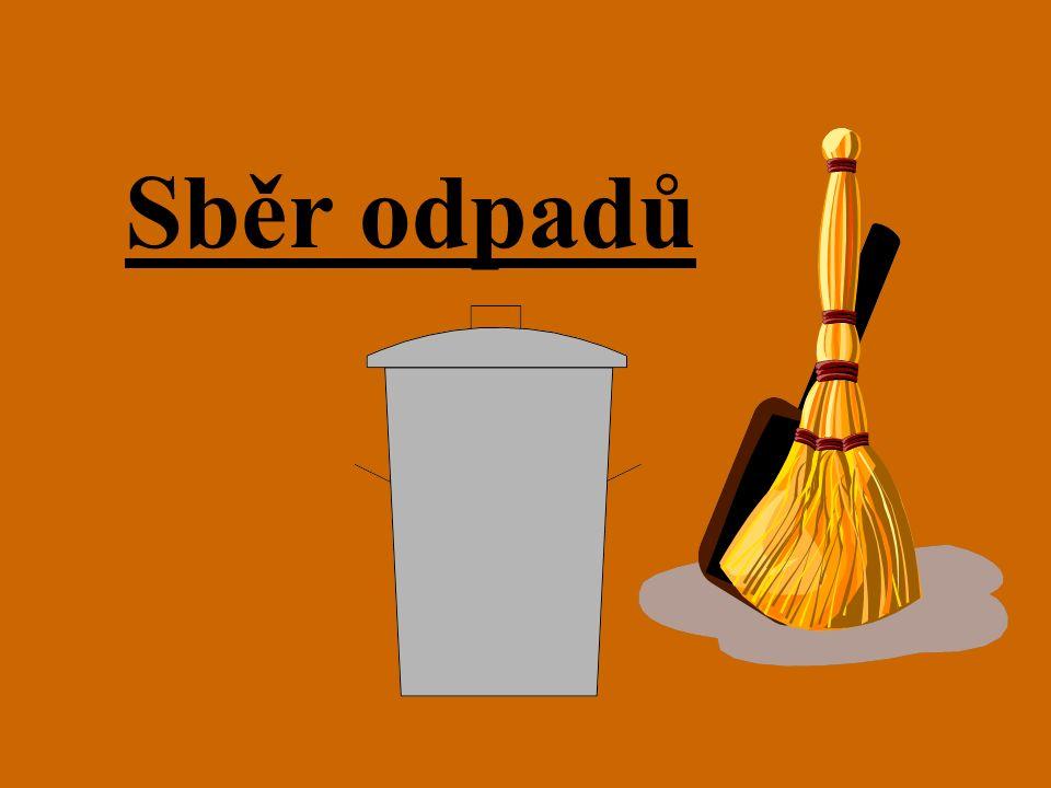 Sběr odpadů