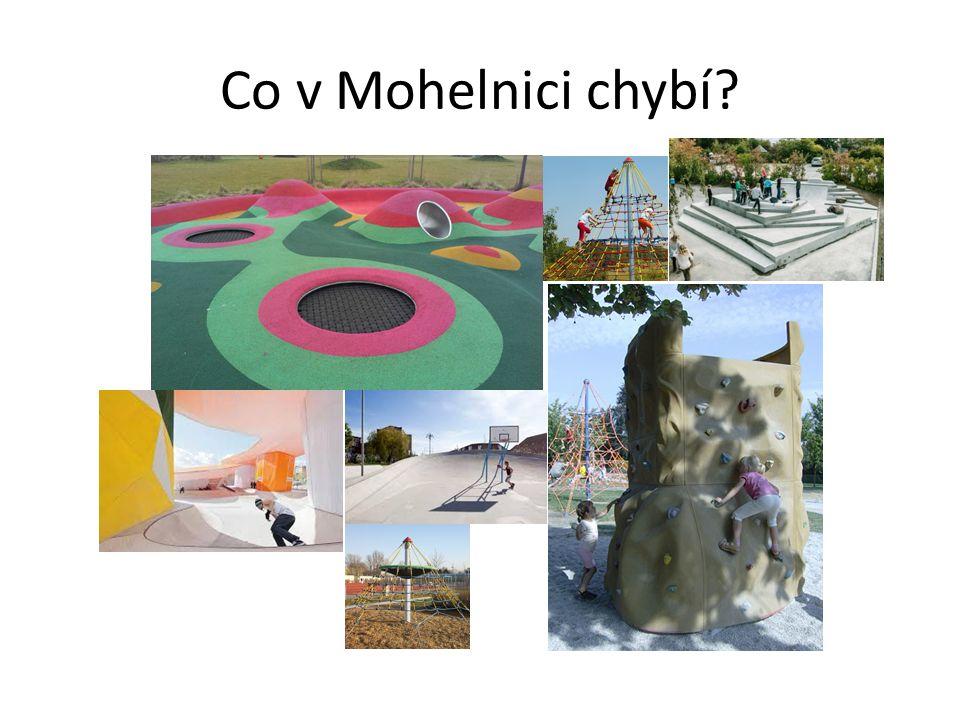 Co v Mohelnici chybí?