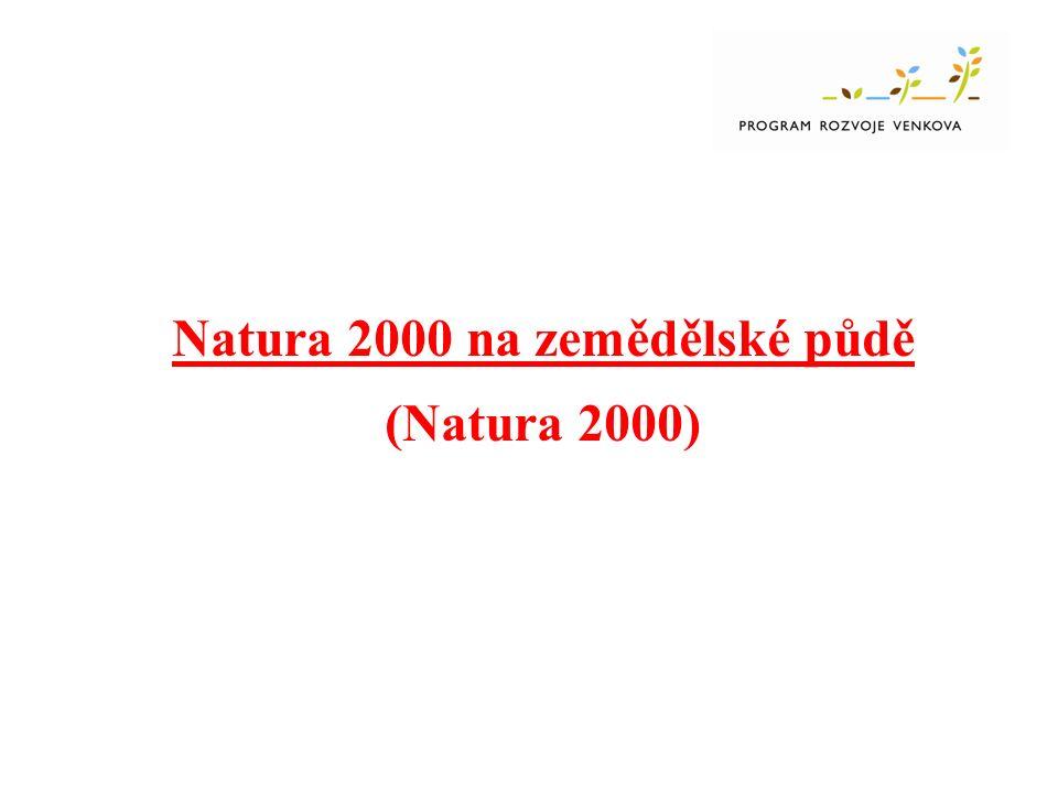 Natura 2000 na zemědělské půdě (Natura 2000)