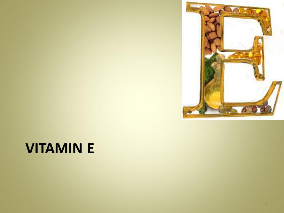 VITAMIN E 2