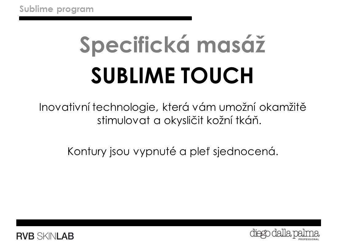 Inovativní technologie, která vám umožní okamžitě stimulovat a okysličit kožní tkáň.
