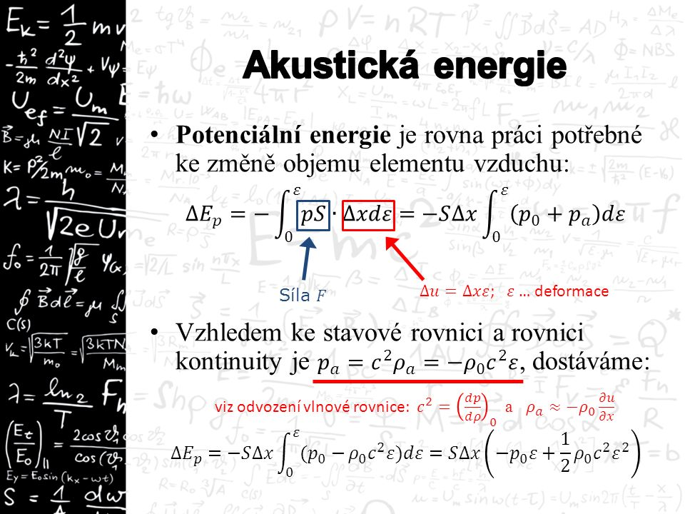 Při odrazu zvuku na rozhraní látky s vyšší akustickou impedancí dochází ke změně polarity (fáze) vlny.