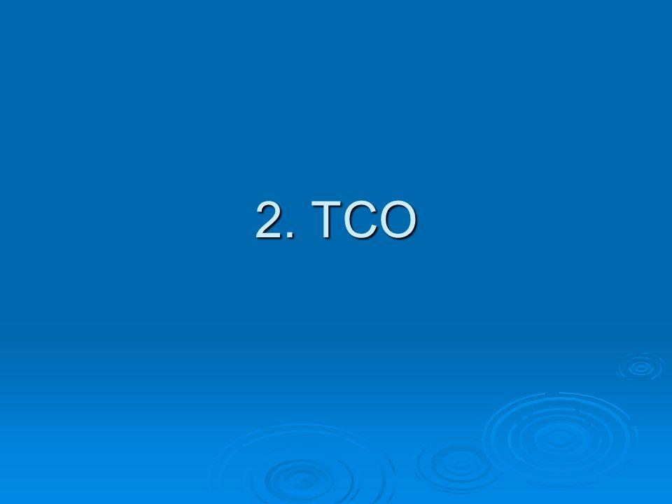 2. TCO