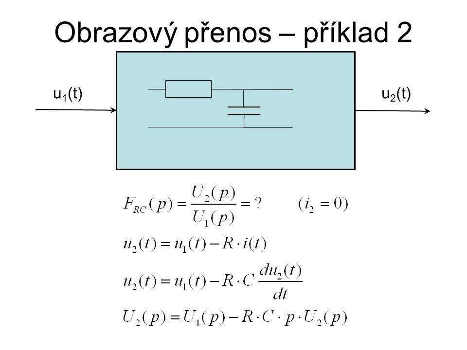 Základní (typové) bloky - integrace frekvenční charakteristiky názorně: výstupní signál bez ohledu na frekvenci vždy zpožděn o  /2 při zvětšení frekvence 10x (tj.