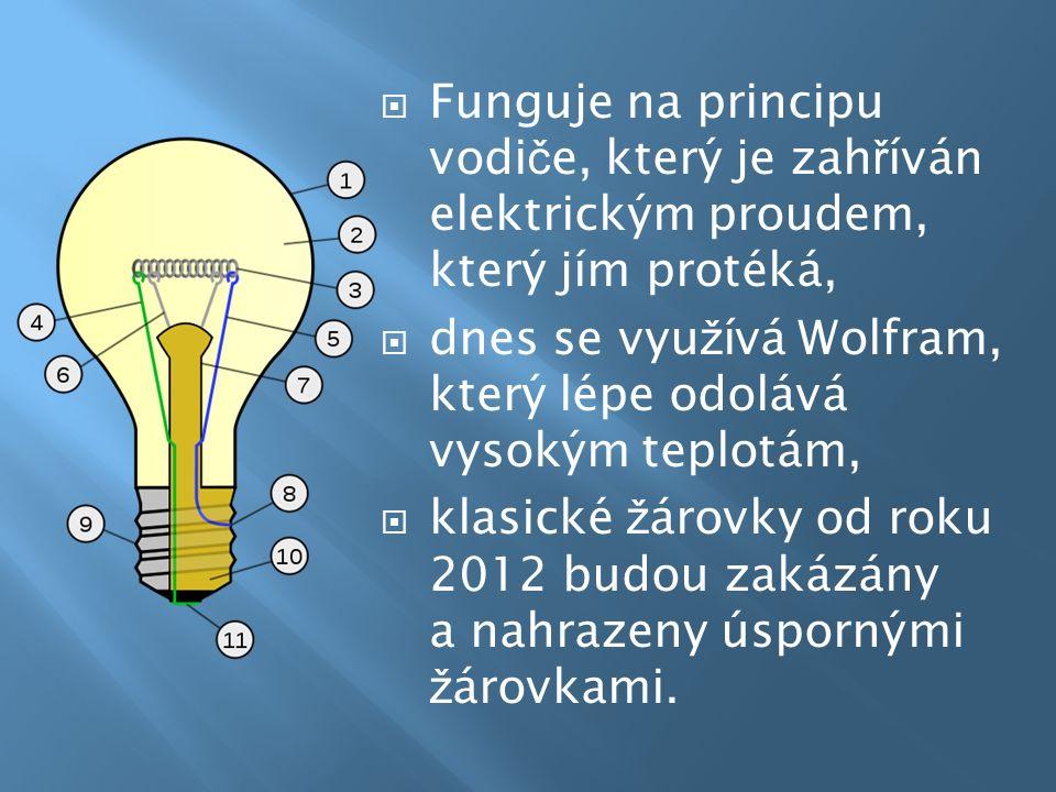  Je to č ivý elektrický stroj, p ř em ěň ující mechanickou energii na elektrickou ve form ě stejnosm ě rného elektrického proudu,  vynalezeno roku 1881.